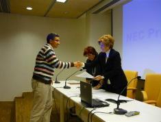 Entregadas las resoluciones de ayudas a las ADSG de Almería y Granada
