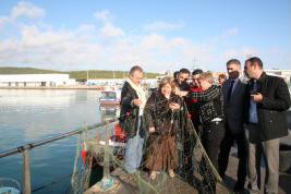 Aguilera manifiesta su apoyo a afectados por el rechazo a la prórroga del acuerdo pesquero