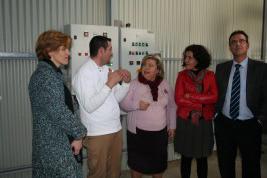 Aguilera destaca especialización de Huerta Valle Hibri2 en la multiplicación de semillas