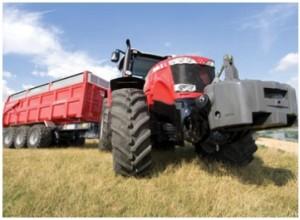 Ahorro de combustible en tractores