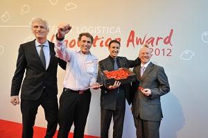 Syngenta recibe el premio a la innovación Fruit Logistica 2012 por su pimiento sin semillas Angello