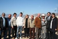 Junta facilita la descarga de pescado fresco y su comercialización en Balerma