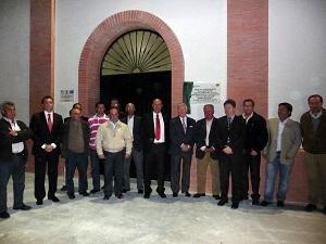 La Cooperativa Nuestra Señora de la Oliva inaugura nueva nave para bodega de la almazara