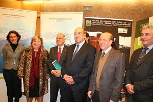 Aguilera apuesta por una PAC con programas de desarrollo rural regionales