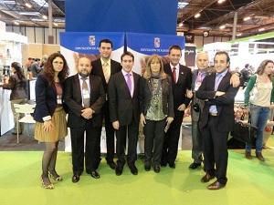 Diputación propicia más de 600 encuentros comerciales en el 'Salón de Gourmets'