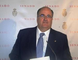 Gonzálvez defenderá en el Pleno del Senado una moción sobre la Política Agraria Común