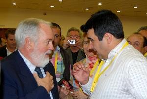 Coag-Almería reprocha a Arias Cañete sus críticas sobre los informes de la organización