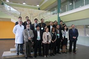 Veinte empresas andaluzas participan en Jaén en un encuentro comercial con una docena de firmas chinas del sector del plástico
