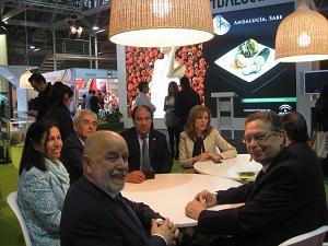 La directora general de Industrias y Calidad Agroalimentaria destaca el apoyo de la Junta a la Expo Agro