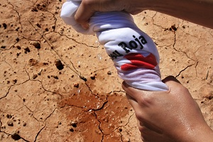 Cruz Roja sensibiliza sobre la importancia de los recursos hídricos en la XVII Expo-Agro Almería