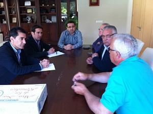 Diputación asesora a las comunidades de regantes del interior de la provincia