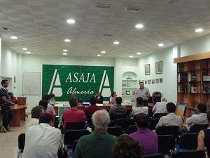 Asaja apuesta por la contratación del seguro agrario para la próxima campaña