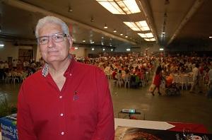 Vegacañada celebra su fiesta anual de agricultores con más de 1.300 personas