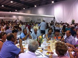 Más de 3.500 personas disfrutan de una jornada de convivencia en el Día del Socio de CASI