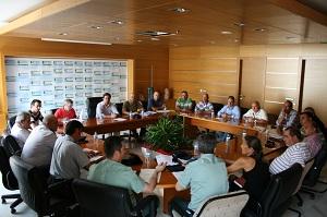 El Ayuntamiento de El Ejido crea el Consejo Local de Seguridad en el entorno agrario para aunar esfuerzos en la vigilancia rural