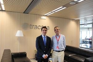 Diputación y Navarra cierran un acuerdo de promoción de productos agroalimentarios