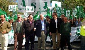 Asaja anuncia movilizaciones si la Junta no paga la deuda que mantiene con el sector agrario