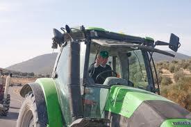 Almería incrementa su parque de maquinaria agrícola un 16% desde 2008
