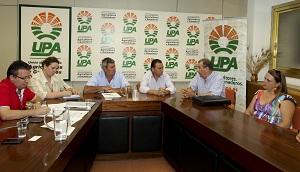 UPA acusa al Gobierno de olvidar al mundo rural al suprimir las entidades locales menores