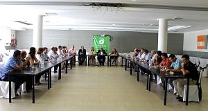 Hortyfruta trabajará con la Consejería de Agricultura para facilitar al sector su constitución en OPFH