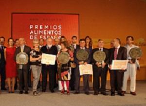 Isabel García Tejerina: 'Los Premios Alimentos de España representan el apoyo decidido y comprometido del Ministerio con el sector agroalimentario' (2)