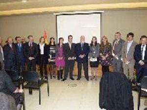 Arias Cañete entrega los premios jóvenes agricultores de Asaja