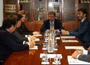 Luis Planas traslada a Asemesa su compromiso para el desarrollo de acciones de formación y transferencia tecnológica