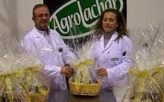 """Calidad y solidaridad en los productos """"Gran selección""""  de la empresa Agrolachar con Fundación Empresa y Juventud, filial de Aldeas Infantiles"""