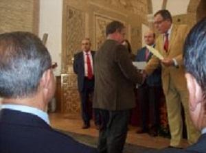 La bodega Lauricius de Abrucena es galardonada en los prestigiosos premios Mezquita de Córdoba