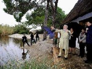"""Arias Cañete: """"A finales de 2013 tendremos listos todos los planes hidrológicos de las cuencas españolas"""""""