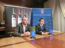 Diputación organiza el 'I Concurso de Vinos Tintos de Almería'