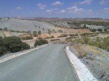 La Junta finaliza las obras del Plan 'Encamina2' en Vélez-Rubio que han mejorado cinco caminos rurales