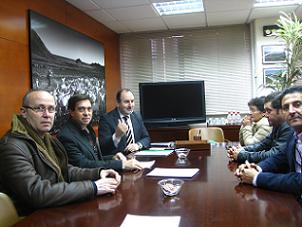 La Junta entrega ayudas por casi 500.000 euros a tres agrupaciones de ovino-caprino de la provincia