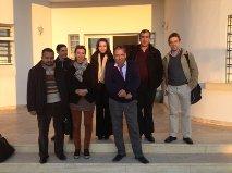 Tecnova firma un convenio de colaboración con el instituto nacional de plantas mecidinales y aromáticas marroquí