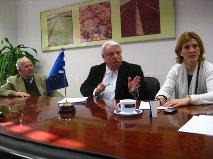 La secretaria general de Agricultura valora la vocación exterior y la innovación del sector hortofrutícola de Almería