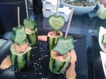 Zayintec ofrece una degustación de tapas de pepinos 'Con corazón y estrella' mañana en DeVinos