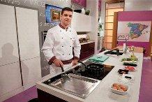 La IGP Tomate La Cañada colabora el próximo día 2 de marzo en el programa 'Cocina con Sergio' de Televisión Española