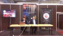 Los mercados de Castilla León y Madrid se interesan por el producto de la IGP Tomate La Cañada en Valladolid