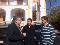 Diputación y Oria impulsarán una Feria de la Almendra en la comarca del Almanzora