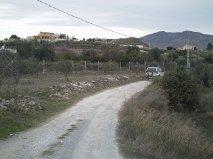 La Junta mejora tres caminos rurales en Purchena con el Plan 'Encamina2'