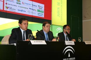 Luis Planas destaca la calidad de la patata temprana andaluza y defiende una apuesta estratégica por este cultivo