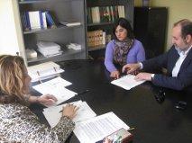 La Junta de Andalucía cede al Ayuntamiento de Chirivel el inmueble de la antigua Cámara Agraria