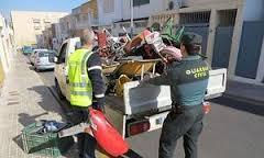 Agricultores de Balerma trasladan a COAG su preocupación por los robos sufridos durante la Semana Santa