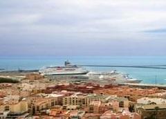 El Puerto de Almería participa en Expoliva