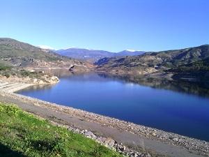 Los pantanos de Cuevas y Benínar contienen 51 hectómetros cúbicos de agua, un 136% más que en abril de 2012