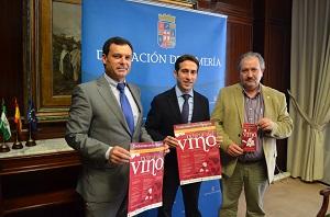 Diputación apoya la celebración de la IX Feria del Vino de la Alpujarra