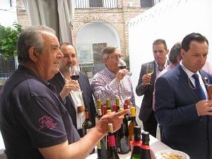 La comarca del Andarax concentra más del 61% de los viñedos de Almería y el 70% de la producción de vino