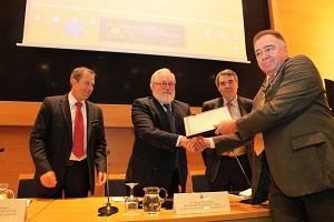 CASUR premiada por su gestión integral de los residuos agrícolas y la limpieza del campo