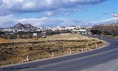 La Junta inicia mañana los trabajos previos para le mejora de dos caminos rurales en Almería capital