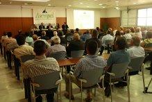 El Consejo Empresarial Agroalimentario de ASEMPAL reúne un centenar de empresas en su encuentro con el ministro de Agricultura